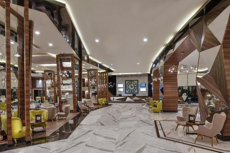 Lobby Botanik Platinum