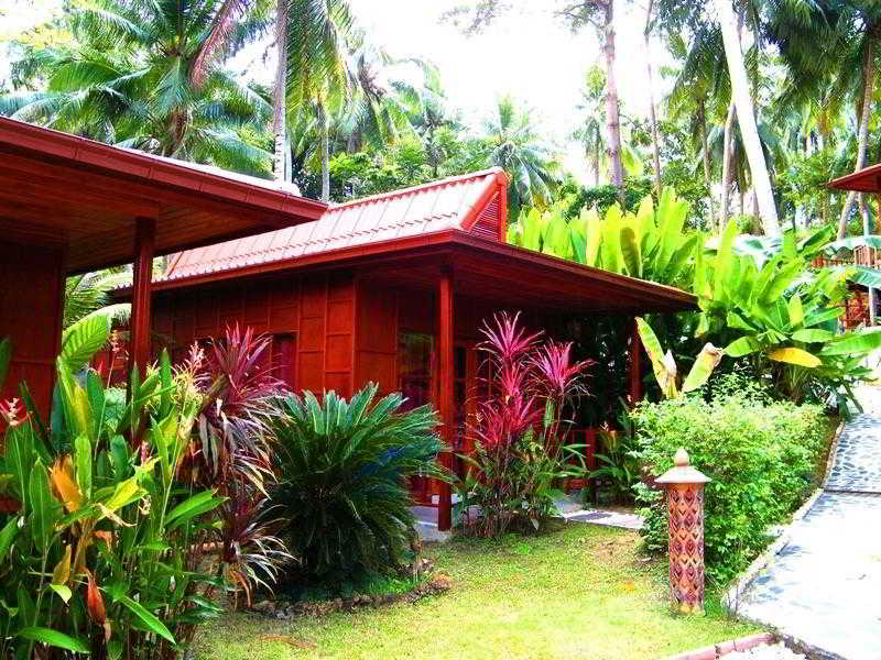 General view Cyana Beach Resort