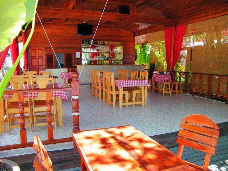 Restaurant Cyana Beach Resort
