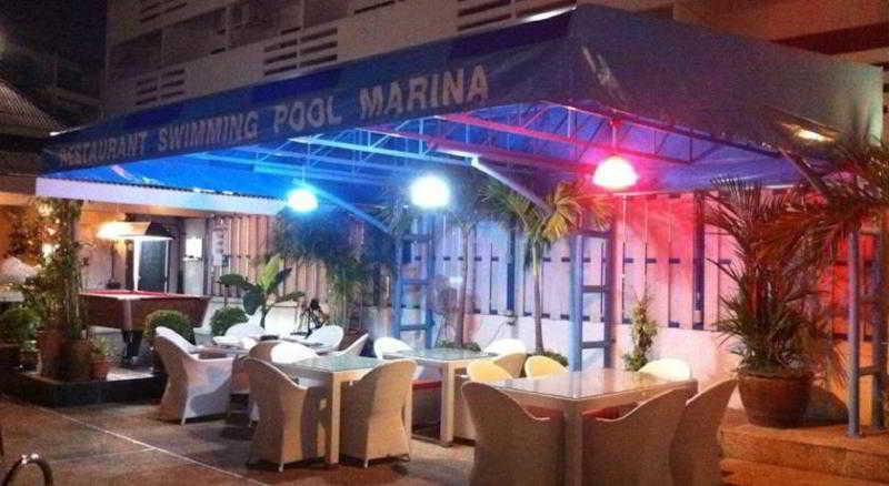 General view Marina Inn Pattaya