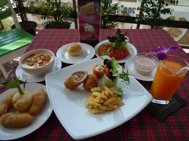 Restaurant Suksabai Residence Pattaya