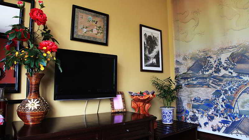 Room Yangshuo Hidden Dragon Villa