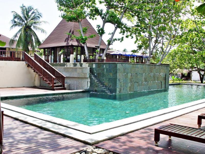 General view Nusantara Diving Centre Resort  Spa
