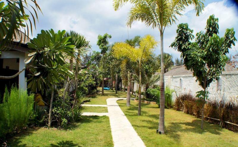 General view Samba Villas