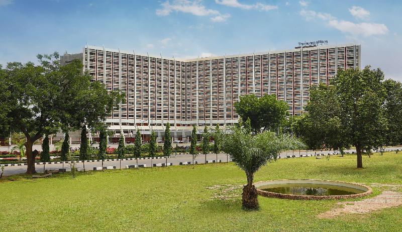 General view Transcorp Hilton Abuja