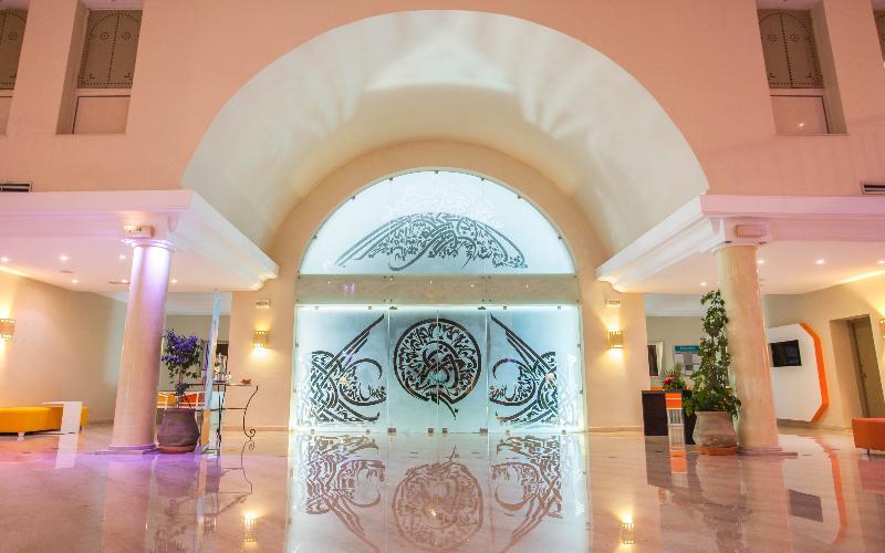 Lobby Seabel Aladin Hotel