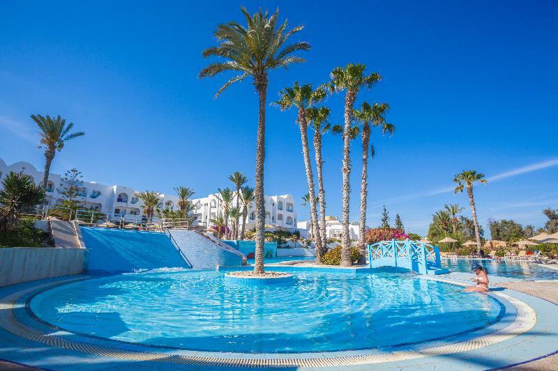 Pool Seabel Aladin Hotel