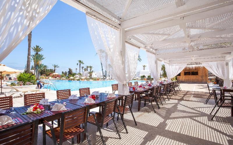 Restaurant Seabel Aladin Hotel
