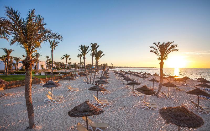 Beach Seabel Aladin Hotel
