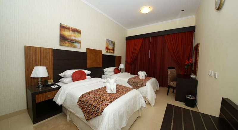 Ivory Grand Hotel Apartments - Room - 9