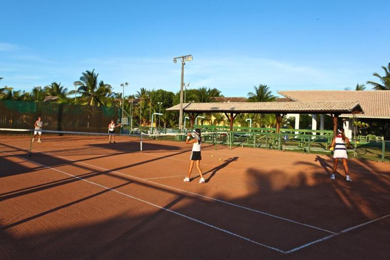 Sports and Entertainment Capitania Hotel De Porto Seguro