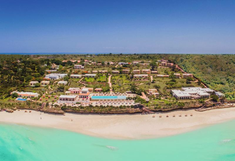 General view Riu Palace Zanzibar
