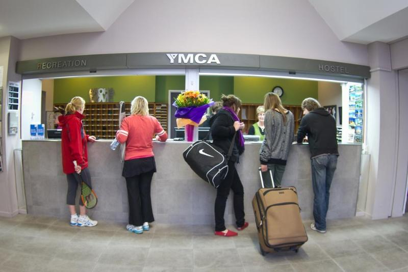 General view Ymca Christchurch