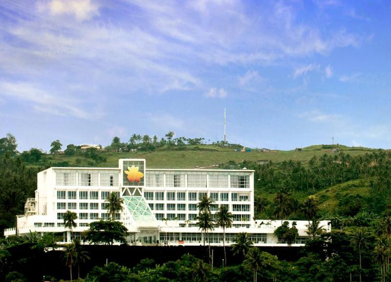 General view The Oriental Hotel Legazpi