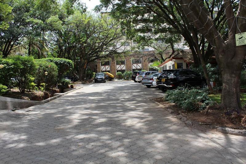 General view Hillpark Hotel Nairobi