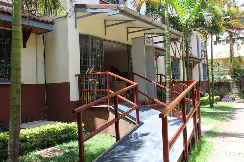 Lobby Hillpark Hotel Nairobi