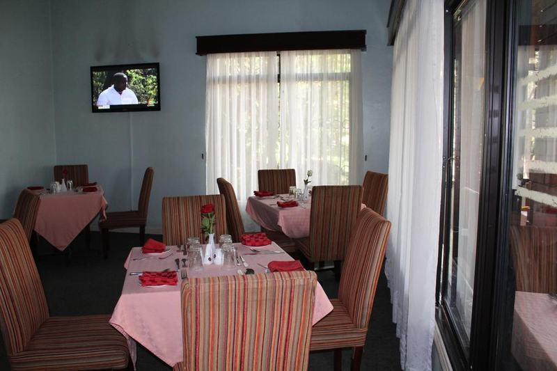 Restaurant Hillpark Hotel Nairobi