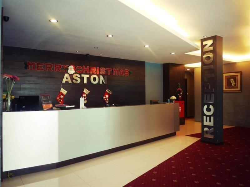 General view Aston Boutec Hotel