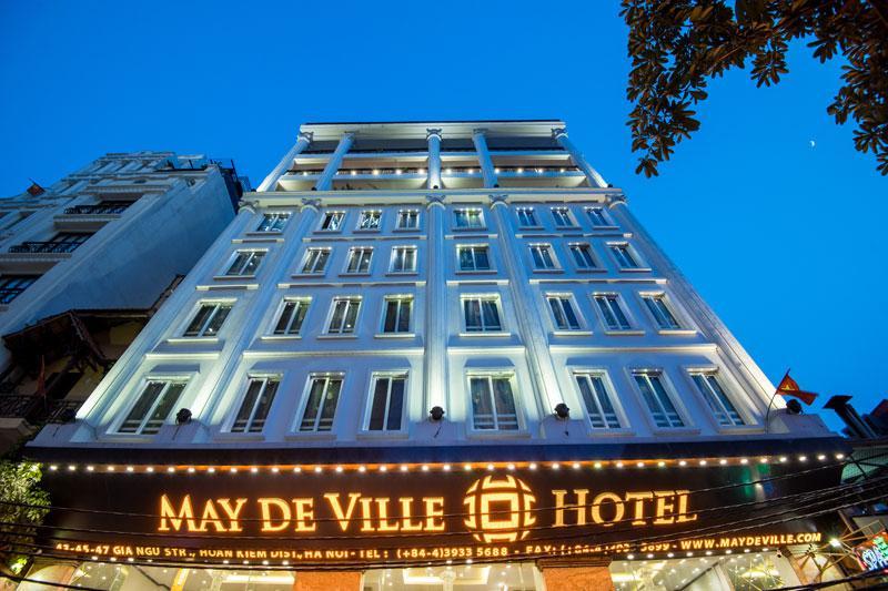 May De Ville Old Quarter Hotel - Hotel - 5