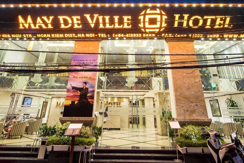May De Ville Old Quarter Hotel - Hotel - 6