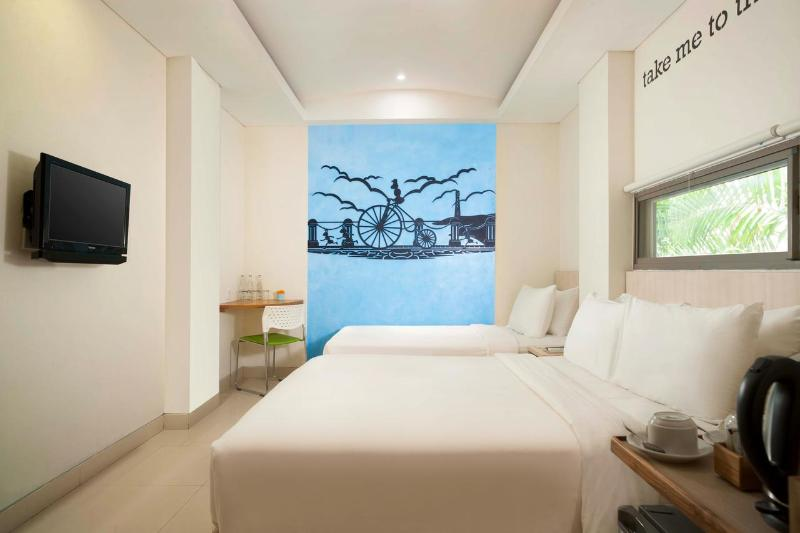 Grandmas Legian Hotel - Room - 1