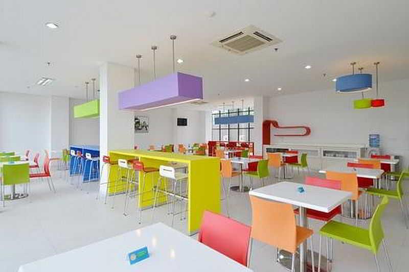 Restaurant Pop! Hotel Airport