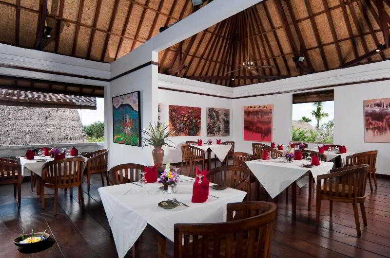 Restaurant The Sungu Resort And Spa
