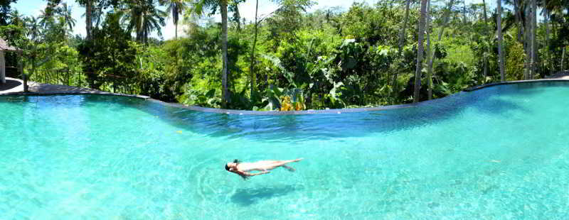 Pool Pandawas Villas