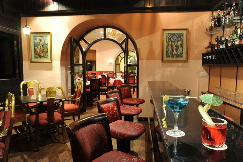 Bar Grand Hotel