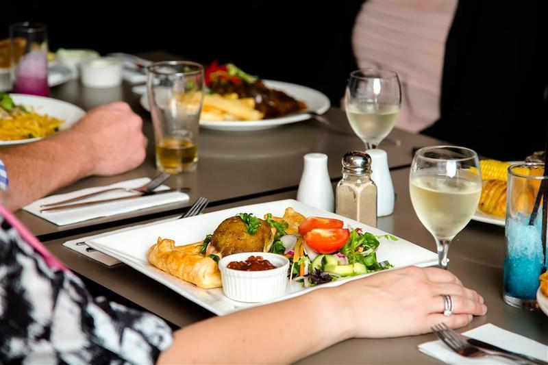 Restaurant Foreshore Motel & Tavern (hobart) Lauderdale