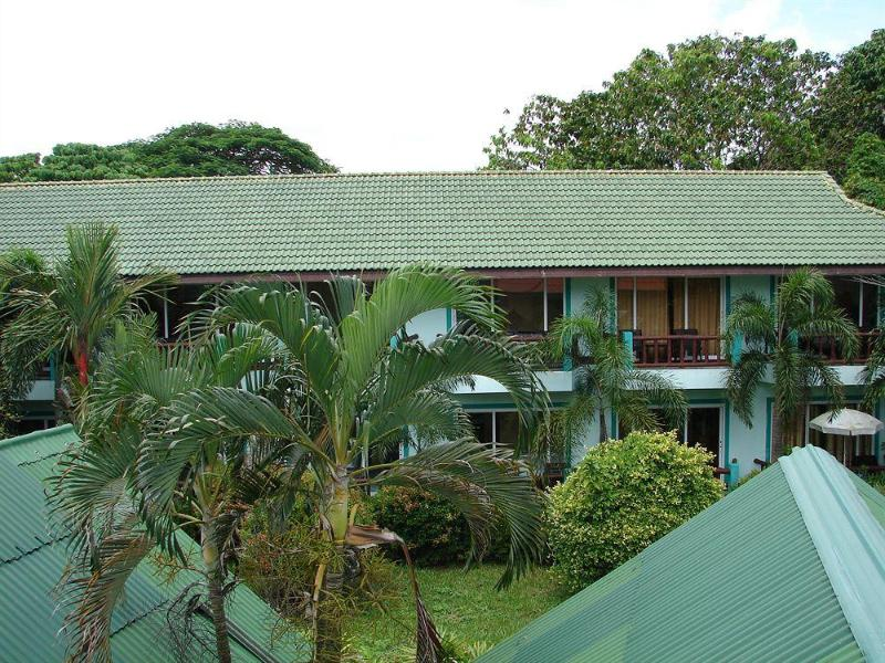 General view Me Mee Bungalows