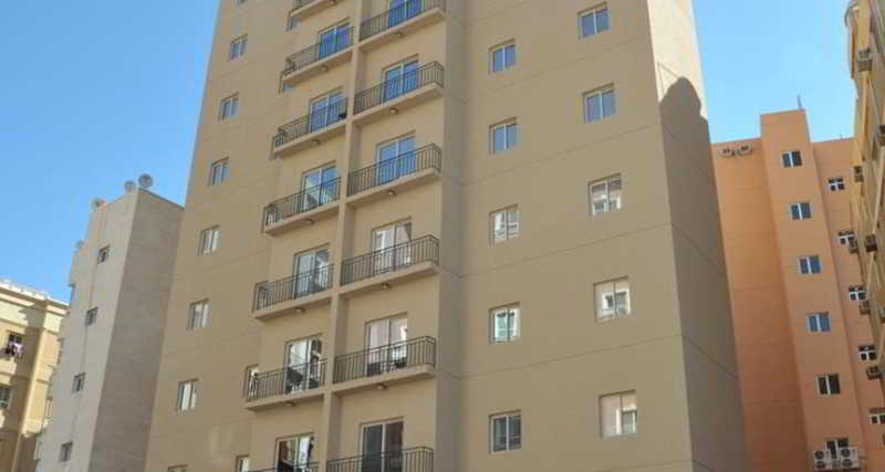 General view Terrace Furnished Apartments- Hawally