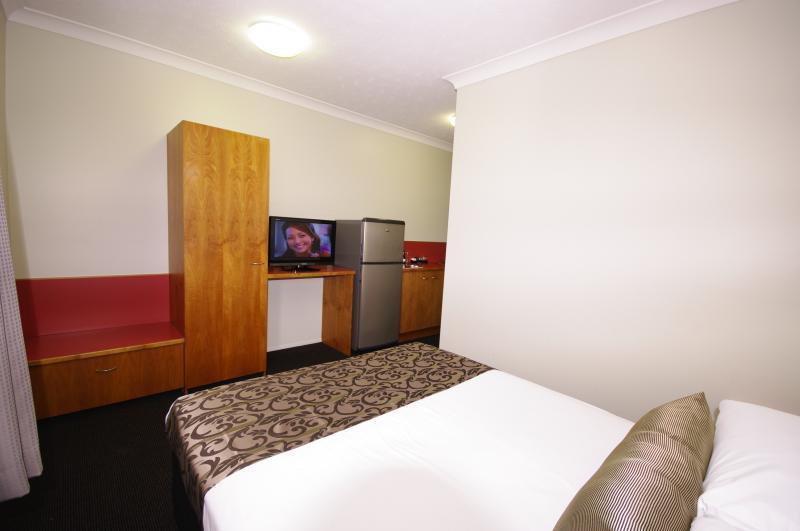 General view Mackay Resort Motel