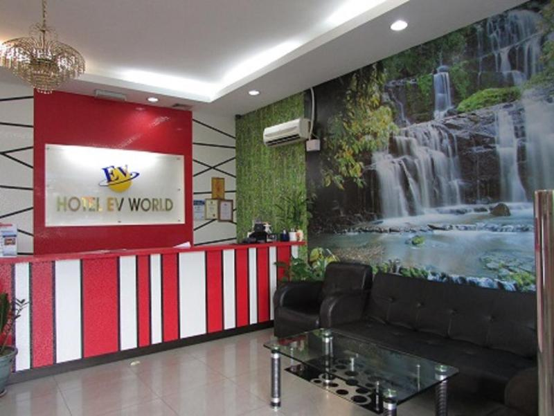 General view Ev World Hotel Shah Alam 1