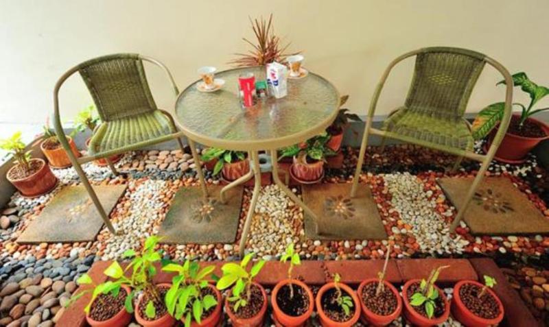 Aravinda Living Home - Pool - 2