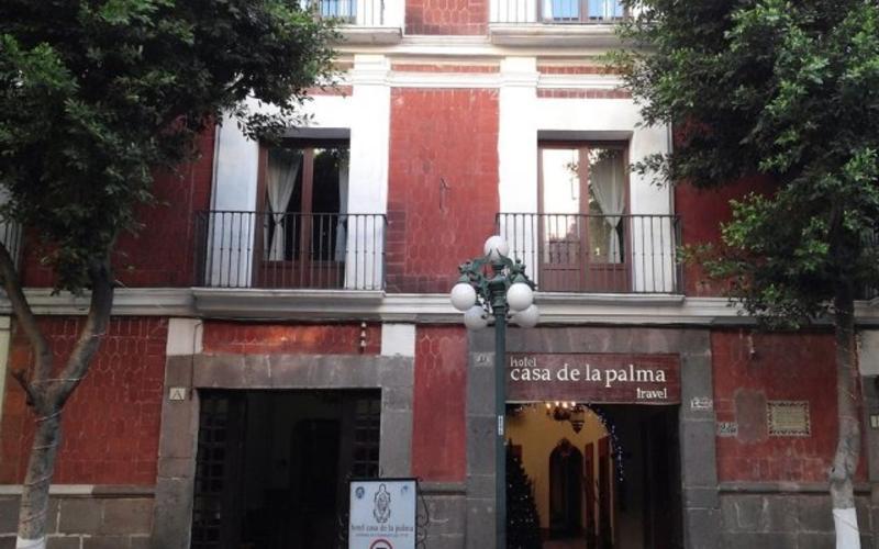 Casa de la Palma Travel - Hotel - 2