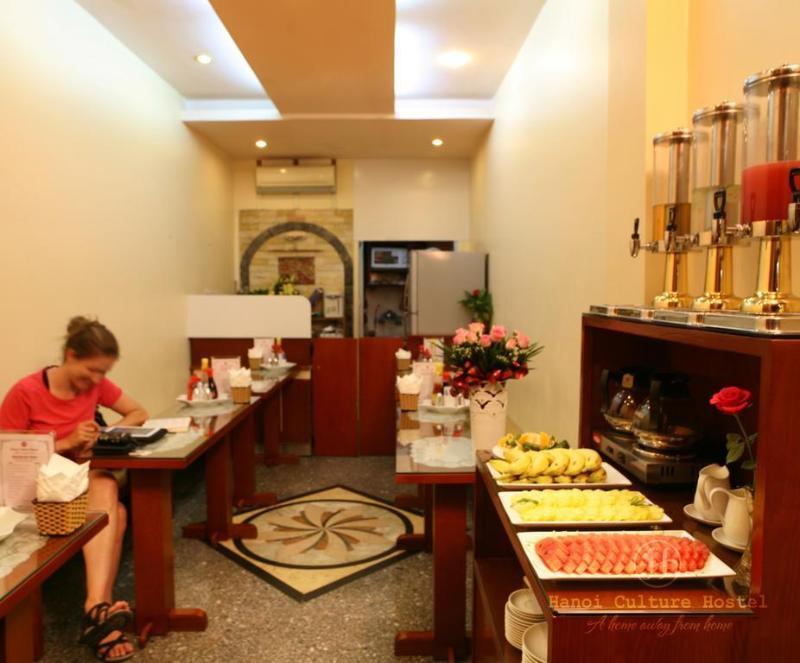 General view Hanoi Culture Hostel