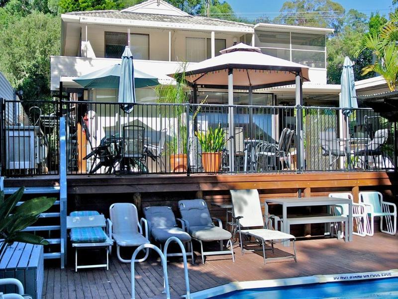 Wombats Bed & Breakfast - Apartments, Gosford - West