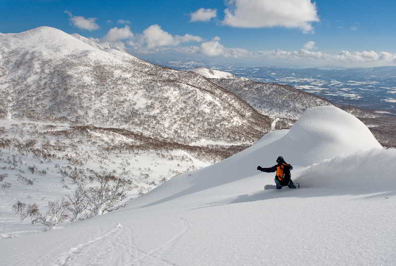 Sports and Entertainment One Niseko Resort Towers