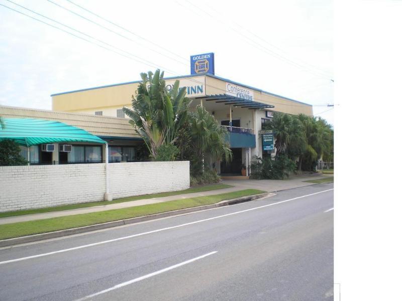 General view Fitzroy Motor Inn