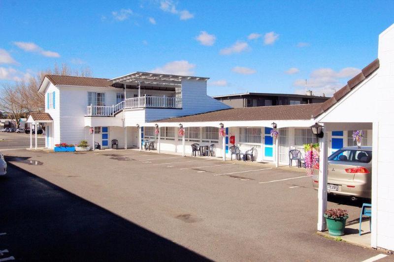 General view Golden Glow Motel Rotorua