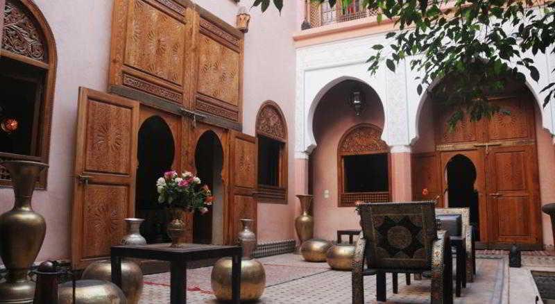 General view Riad Jnane Agdal & Spa