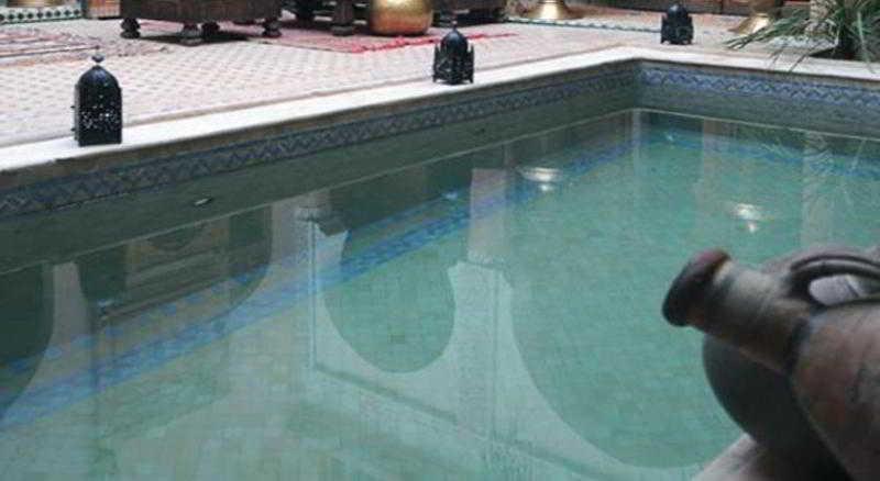 Pool Riad Jnane Agdal & Spa