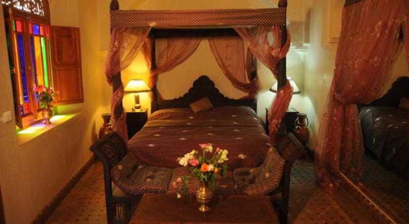 Room Riad Jnane Agdal & Spa