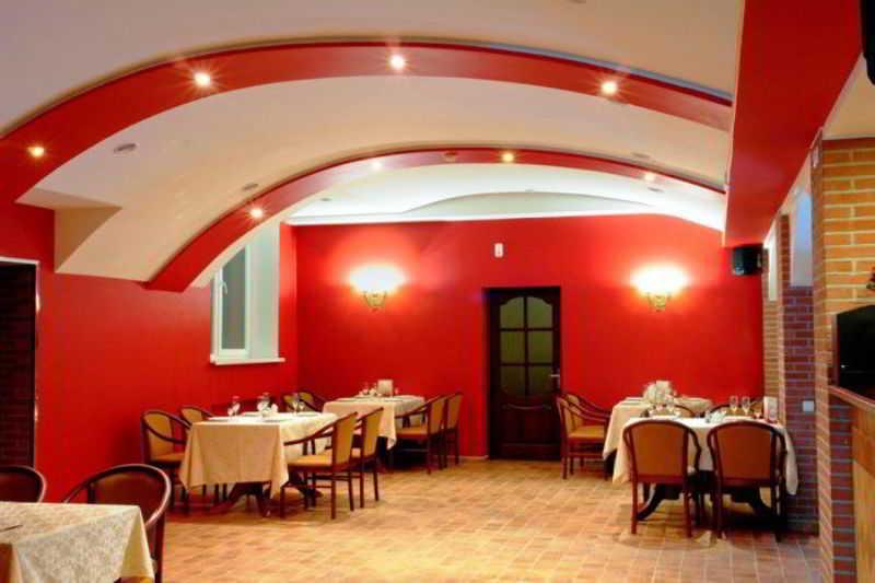 Restaurant Optima Deluxe Kryvyi Rih