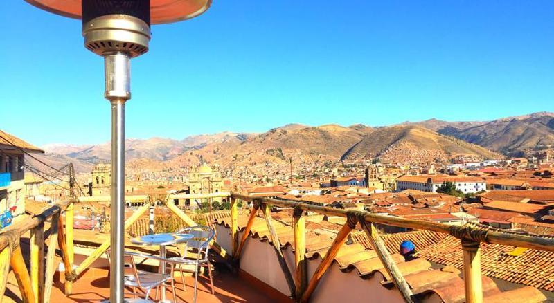 Terrace Rumi Wasi