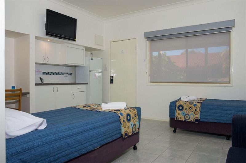 General view Yamba Motor Inn