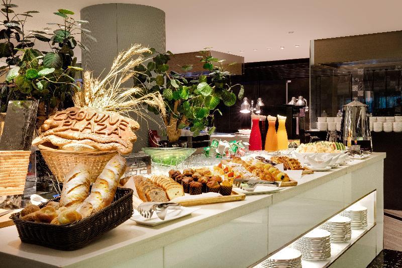 Crowne Plaza Shanghai Harbour City - Restaurant - 5