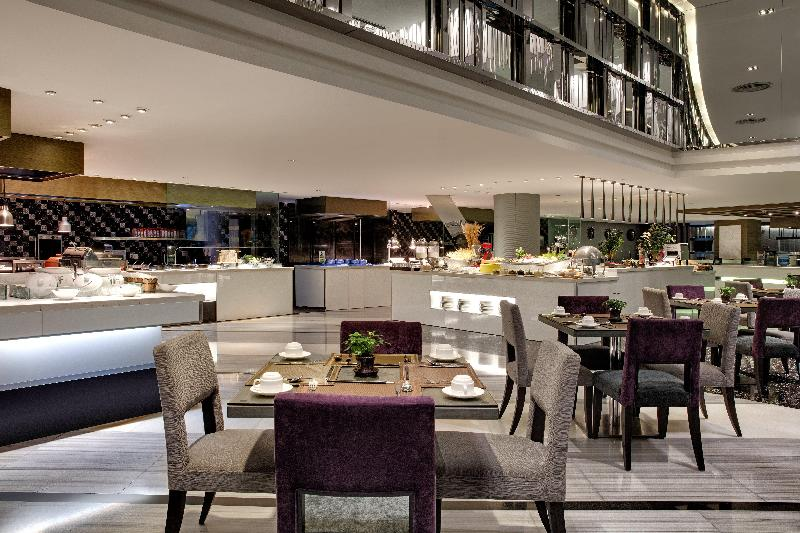 Crowne Plaza Shanghai Harbour City - Restaurant - 18