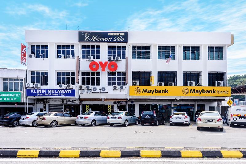 General view Melawati Ria Hotel